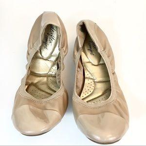 Dex flex comfort foldable ballet flats